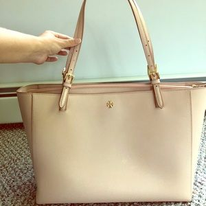 Tory Burch York Buckle Tote- Large
